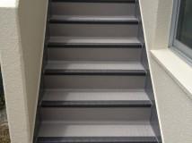 階段シート完了